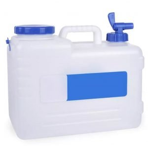 water container portable sand removal system